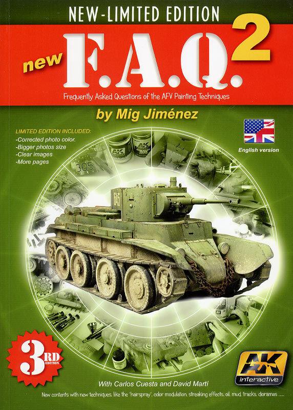 FAQ 2 - Limited Edition