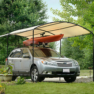 Image is loading Outdoor-Tent-Canopy-Round-Monarc-Shelter-9x16-ft- & Outdoor Tent Canopy Round Monarc Shelter 9x16 ft Portable Shade ...