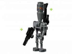 LEGO-STAR-WARS-CLOUD-CITY-IG-88-W-ROUND-1X1-PLATE-FIGURE-75222-2019-NEW