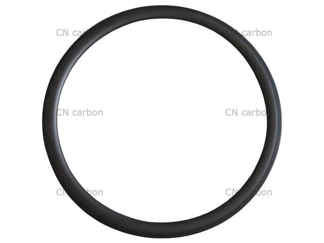 1pcs x 38mm Tubular carbon fiber road bike rim  23,25mm width