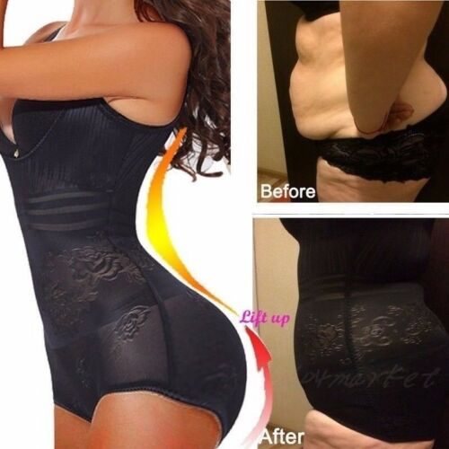 Women Best Hold In Slimming Magic Underwear Pull Me In Open Bust full Bodysuit