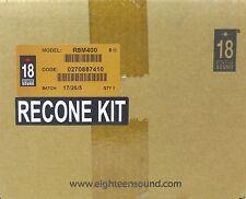 Eighteen Sound /18 Sound R8M400 Original Recone Kit