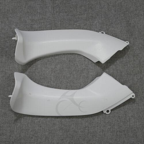 Ramair Ram Air Duct Covers Cowl Trim Intake Fit For Kawasaki Ninja ZX10R 06-07