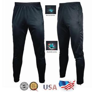 Men-039-s-Sport-Athletic-Soccer-Fitness-Training-Running-Casual-Pants-Trousers-men