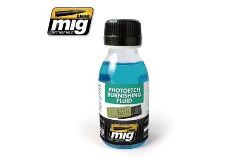 AMMO OF MIG A.MIG-2021 Photoetch Burnishing Fluid