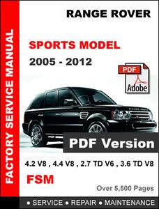 la foto se est� cargando range-rover-sport-2005-2012-manual-de-servicio-