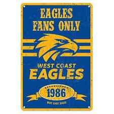 West Coast Eagles AFL 2018 Grand Final Premiership Bar Runner Mat Gift AFL18471A