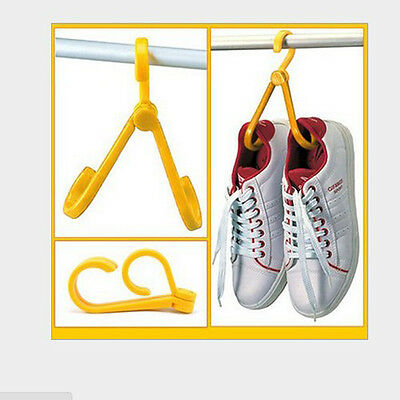 NEW Portable Foldable Rotatable Mini Clothes Hanger Pothook Drying Rack airer