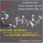 Robert Schumann - Schumann: Piano Quintet, Op. 44; String Quartets, Op. 41