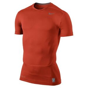 nike camiseta core naranja