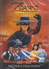 DVD ZORRO LES CHRONIQUES vol 1 RETOUR A L'HACIENDA