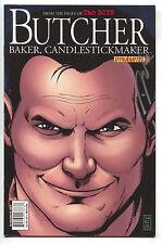 Boys Butcher Baker Candlestickmaker 3 Dynamite 2011 VF Signed Darick Robertson