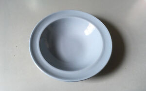 Wood-039-s-Ware-Iris-Rimmed-Cereal-Bowl-6-5-034-Blue-Soup-MINT-1-2-4-6-etc
