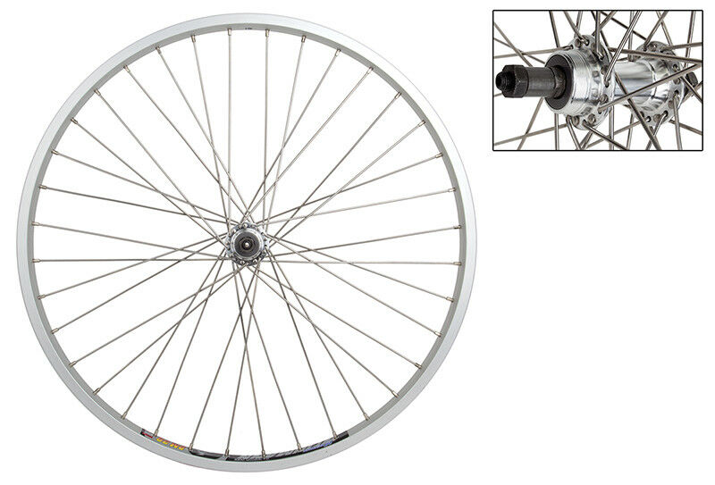 WM Wheel Rear 26x1.5 559x24 Wei Dm30 Sl 36 Aly Fw 5 6 7sp Qr Sl 135mm 12gss