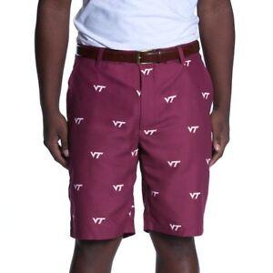 uomo Virginia Size Free W da Shorts Ovation 36 Ship Tags New Football Hokies 816176022360 Tech wZtdZS