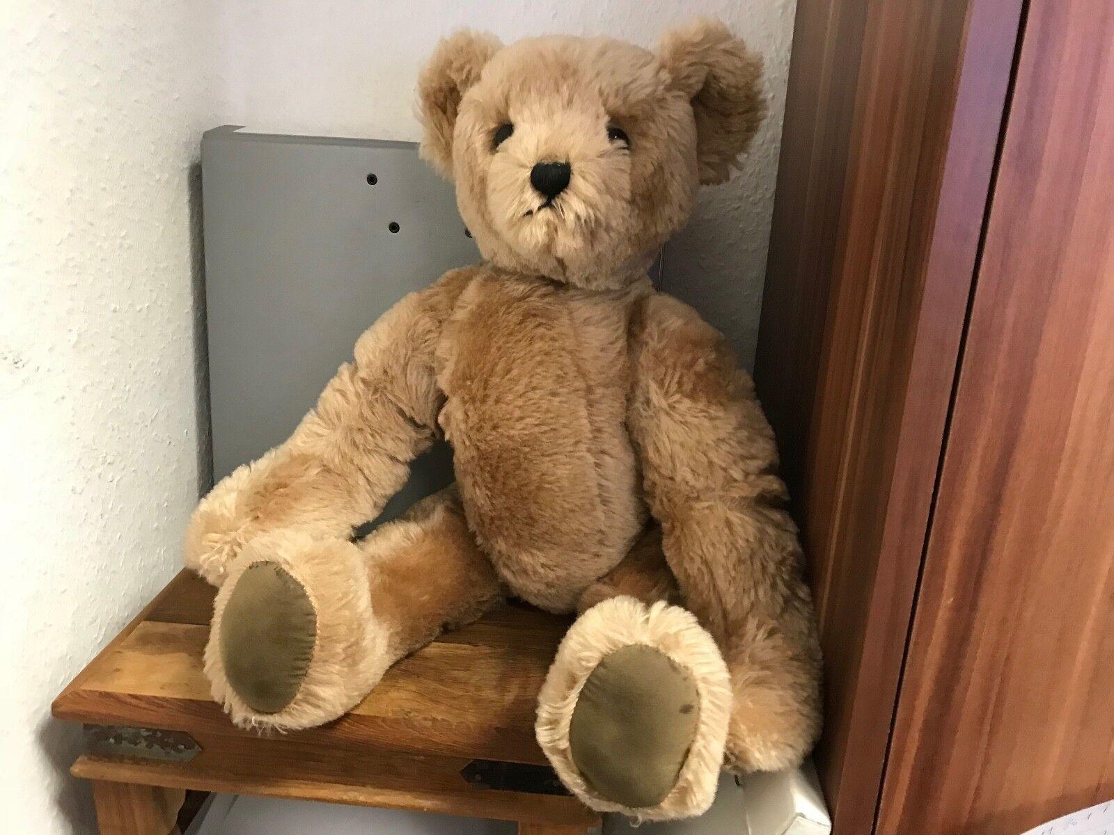 Hermann Teddy Bär 55 cm. Top Zustand.