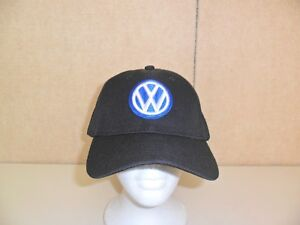 VW-VOLKSWAGEN-HAT-BLACK-FREE-SHIPPING-GREAT-GIFT