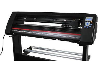 New Model LIYU Vinyl Cutter / Plotter TC631-AA ARMS Contour Cut ~ 28 Inch