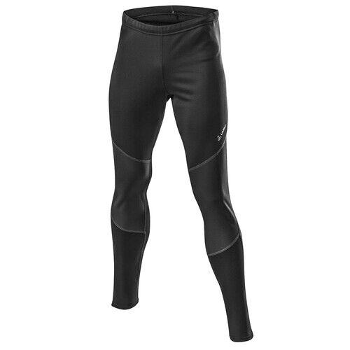 Löffler Mens Skiing Trousers Tights Soft Shell Pants Windstopper Warm NEW *