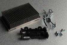 04-17-01282 DELL PowerEdge 1750 CPU Prozessor Kühler mit Klemmen und Zubehör