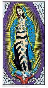 Madonna-Sticker-STICKER-Decal-Kozik-Poster-Artist-Janes-Addiction-KZ23