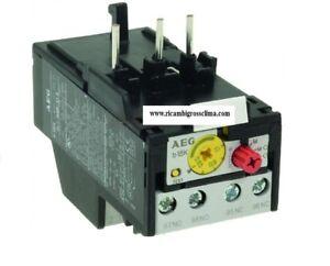 100% Vrai Contacteur Contacteur Relais Thermique Aeg Modèle B18k-040 RéTréCissable