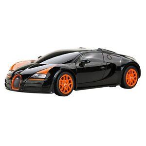 01:14 Bugatti Veyron 16.4 Grand Sport Vitesse Radio Télécommande Rc Voiture Nouveau 5055760727051