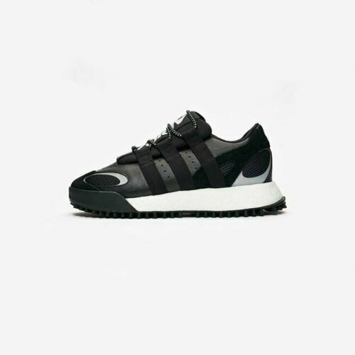 Imperativo Melodrama borde  adidas Originals Alexander Wang AW Run White/black/gum Cm7827 Boost Mens 8  for sale online | eBay