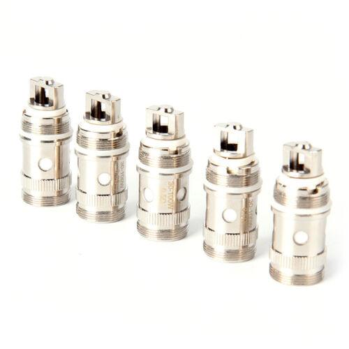 5Pcs//Set Replacement ELeaf EC Coil Head For iStick Pico 75W iJust2 Melo 2 Me Sv