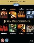 Jerry Bruckheimer Action Collection Blu-ray 8 Films Not