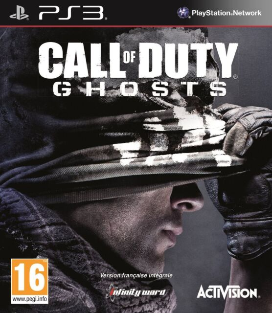 CALL OF DUTY GHOSTS       -- NEUF           -----   pour PS3  ----