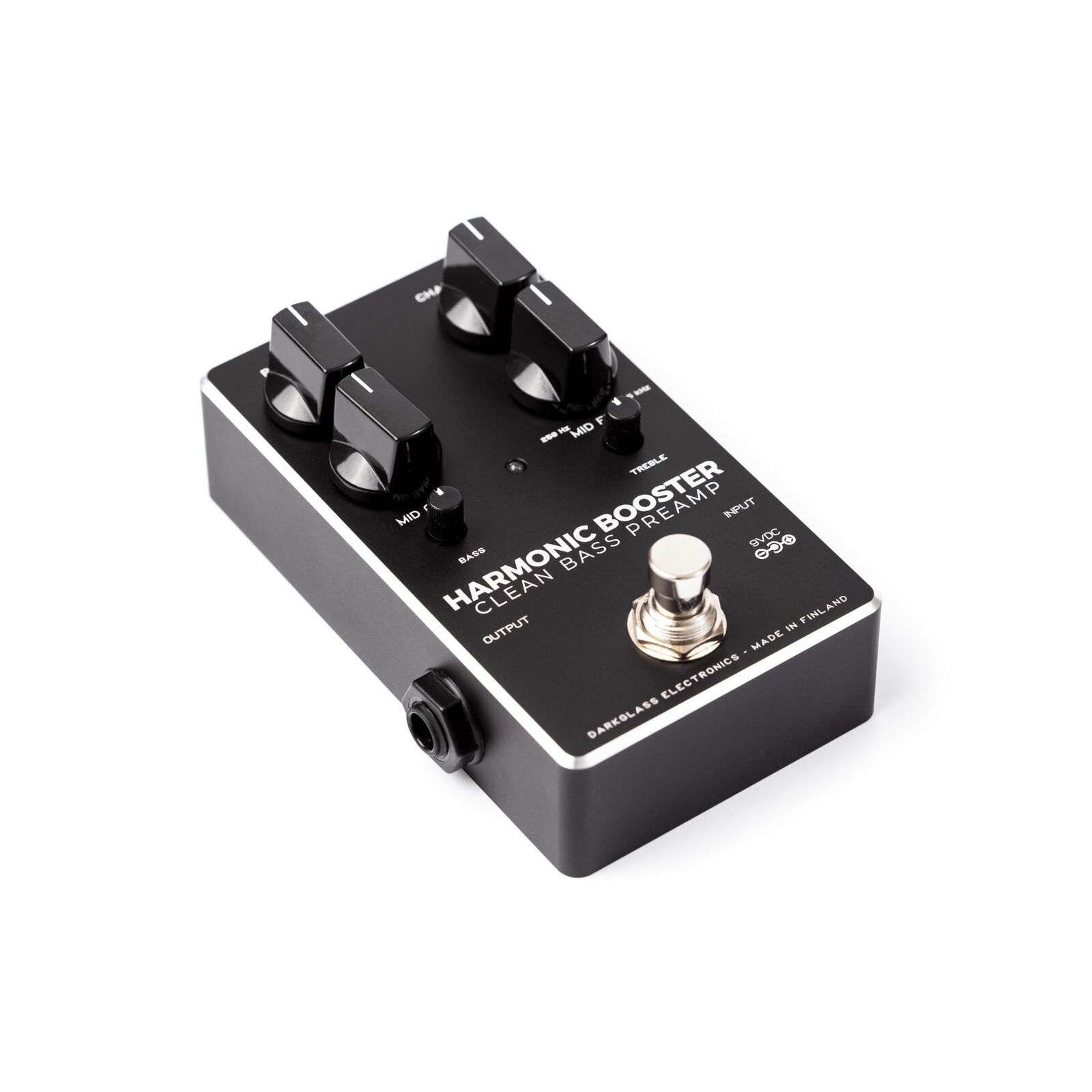 FREE 2 DAY SHIP Darkglass Electronics Harmonic Booster 2.0 Bass Preamp