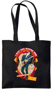Bruce Springsteen - Well, I Got This Guitar - Tote Bag (Jarod Art Design)