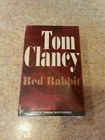 Red Rabbit By Tom Clancy (2002, Cassette, Abridged) Sealed