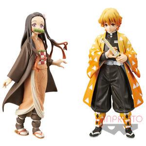 Banpresto-Demon-Slayer-Kimetsu-no-Yaiba-Nezuko-amp-Agatsuma-vol-3-figure-F-S-NEW