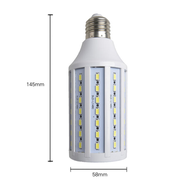 New 5630 84 SMD LED Corn Bulb CREE Epistar E27 Corn light 1200lm 5W 8W 10W 15W