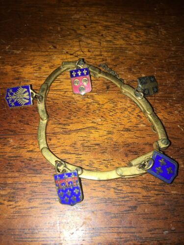 Antique MILITARY Bracelet WWII ?