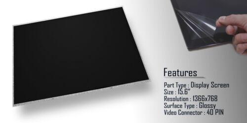 """RICAMBIO Nuovo di Zecca Toshiba Satellite C50-A-03F 15.6/"""" Schermo Lucido LCD LED"""