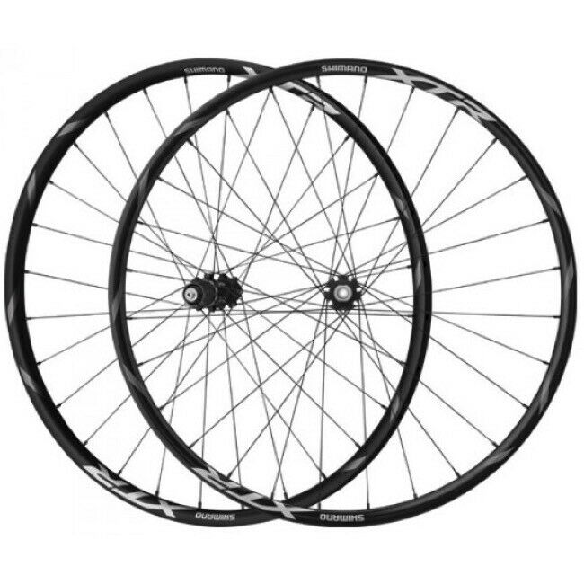 New Shimano XTR Carbon Wheel Set  1800  WH-M9000 Tubular 29  23mmx26mm Gravel  comfortably