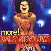 1 of 1 - Various Artists - More Girls Night Out (1997)