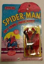 VINTAGE 1973 SPIDERMAN AHI SKY DIVING PARACHUTIST MOC AZRAK HAMWAY INT'L
