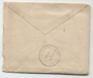 1898-Barclay-Ohio-backstamp-on-cover-with-letter-klondike-fever-5775-6