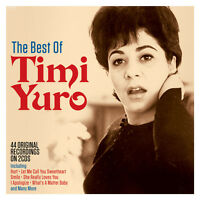 Timi Yuro Best Of 44 Original Recordings Essential Collection Sealed 2 Cd