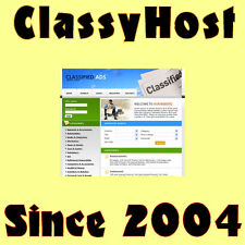 Classifieds Website For Sale. List Cars Jobs Homes Cats Dogs Toys Phones etc.