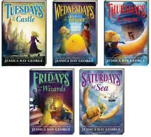 Tuesdays-at-the-Castle-Wednesdays-int-he-Tower-Jessica-Day-George-5-Paperback