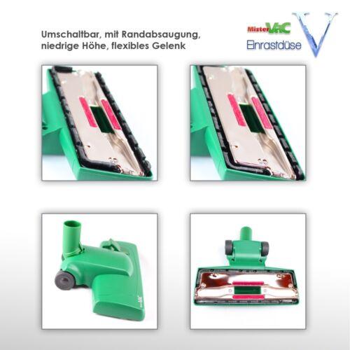 Bodendüse Einrastdüse geeignet für Ihren Vorwerk Kobold VK 121