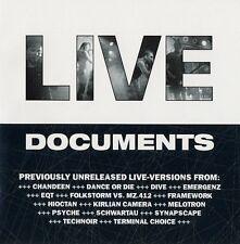 LIVE DOCUMENTS CD 2003 LTD.1000 Terminal Choice KIRLIAN CAMERA