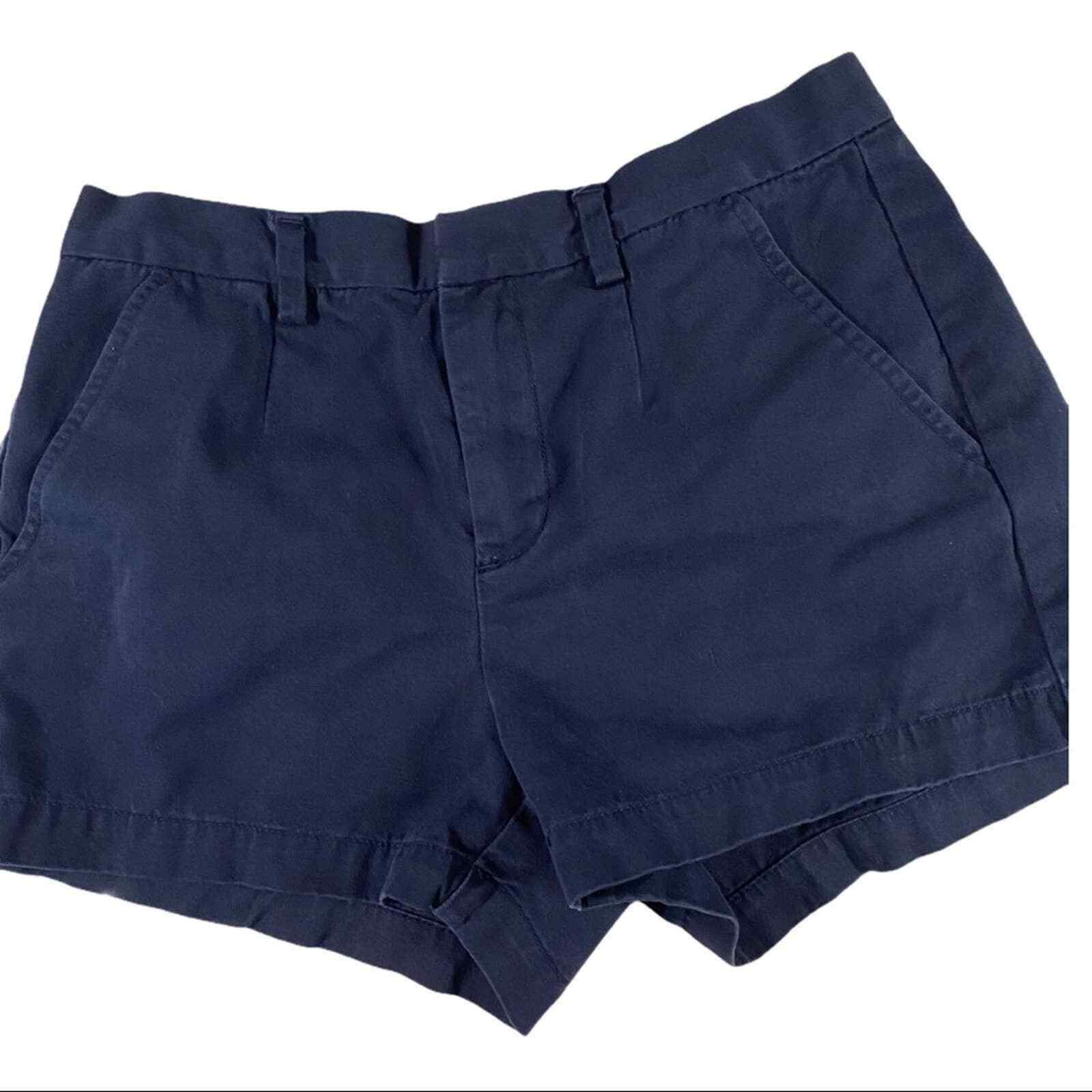 Madewell Tailored Shorts in Deep Navy 4 - image 4
