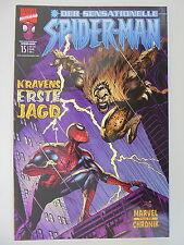 1x Comic - Spider-man Nr. 15 - Marvel Chronik- Zustand 1