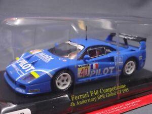 Ferrari-Collection-F40-Competizione-1-43-Scale-Mini-Car-Display-Diecast-vol-73